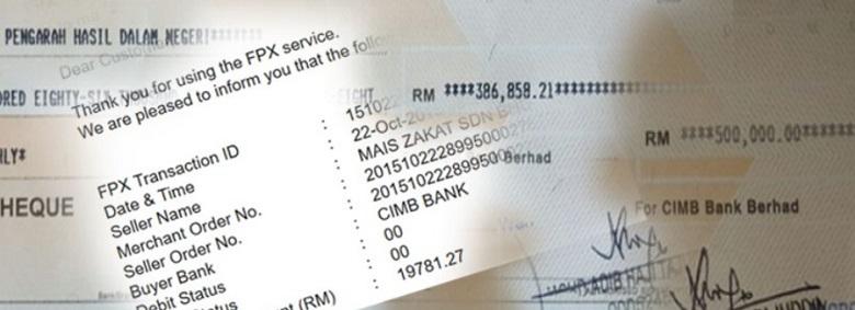 Income Tax - Zakat